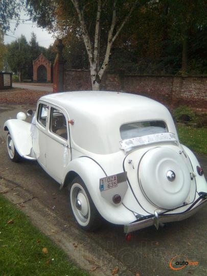 TRACTION BLANCHE 1937 11 b - 1