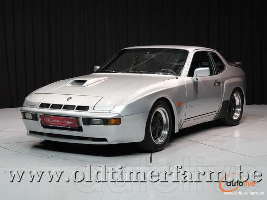 Porsche 924 Carrera GT Turbo '81 - 1