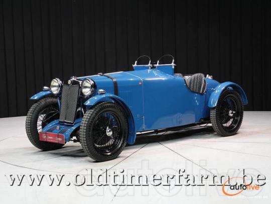 MG L-Type Magna Roadster '34 - 1