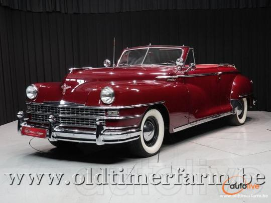 Chrysler New Yorker Convertible '49 - 1