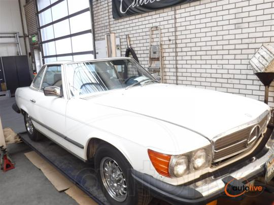 Mercedes-Benz 380SL Roadster 15033 - 1