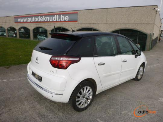 C4 PICASSO 1.6 HDI  EXCLUSIVE - 1