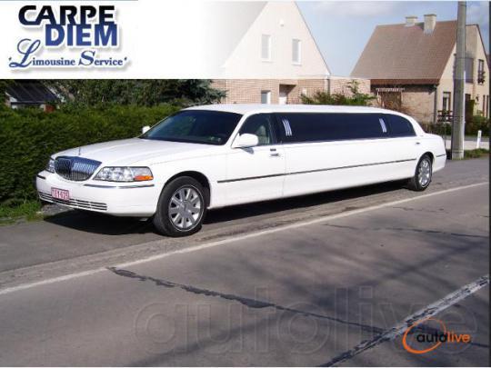 Carpe Diem Limousine Service - Lincoln Limousine