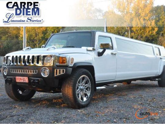 Carpe Diem Limousine Service - Hummer Limousine