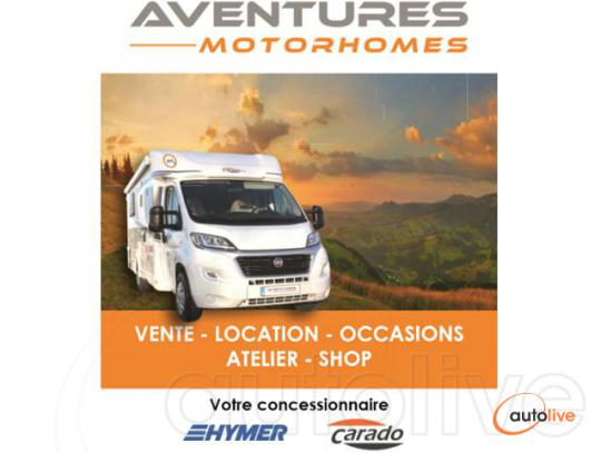 Aventure Motorhome 1 - Concessionnaire Hymer et Corrado