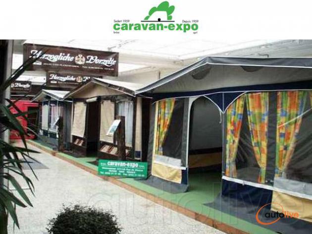 caravan expo. Black Bedroom Furniture Sets. Home Design Ideas